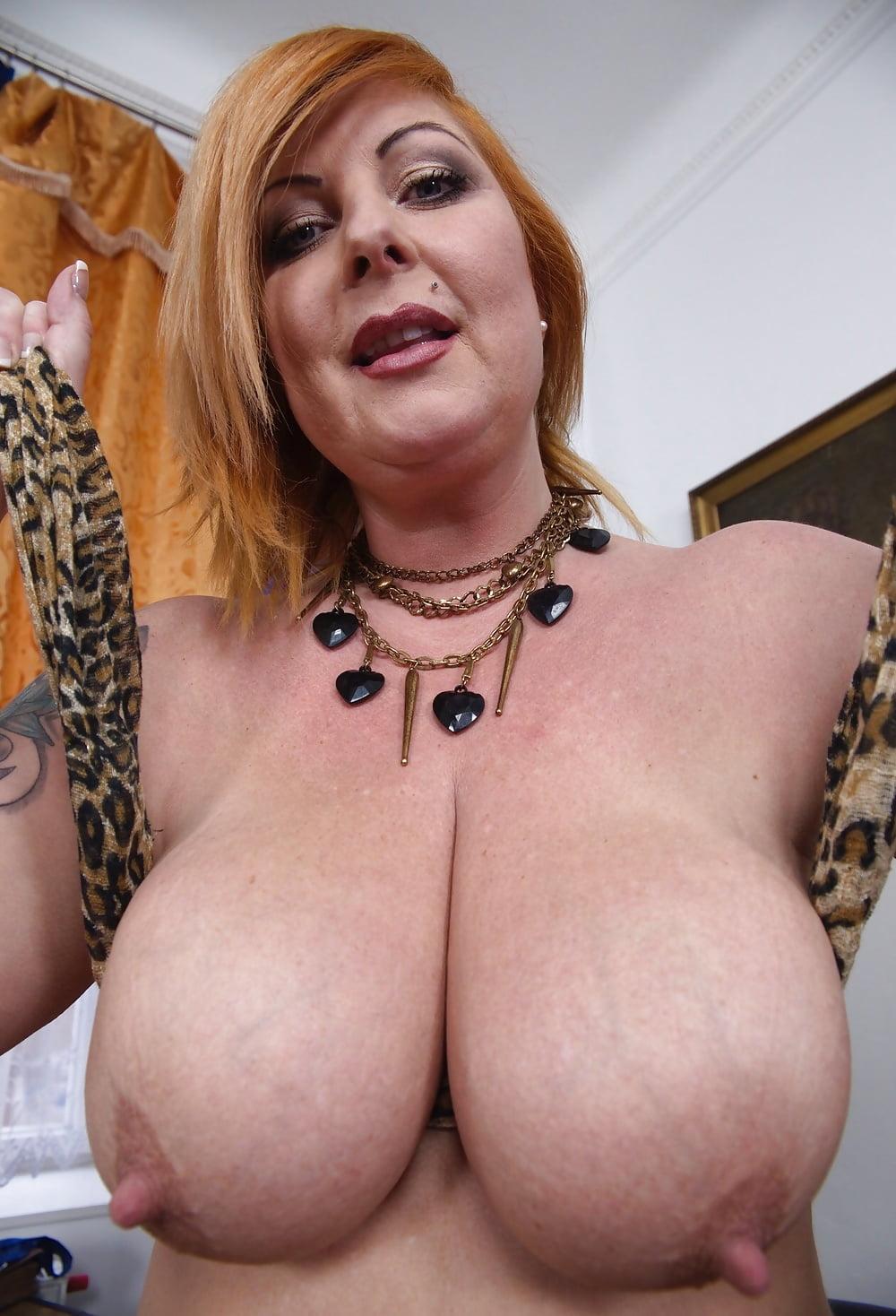 Massive tits mom