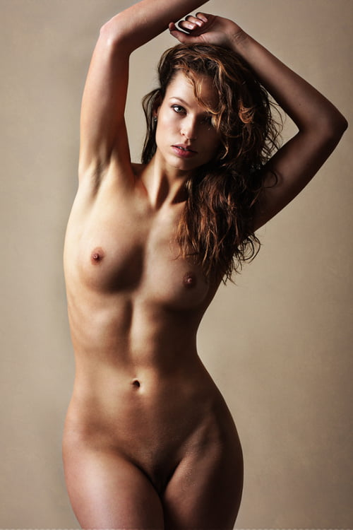 Secy naked woman abs