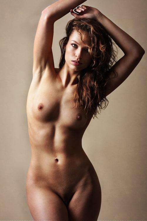 Chick gets flat ab nude women one peace swim
