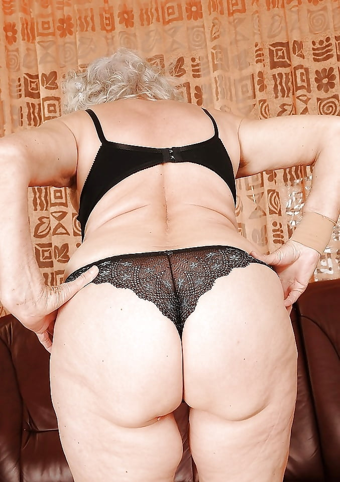 Lusty Granny