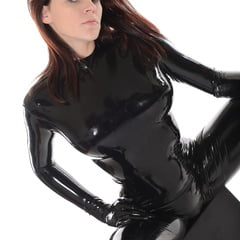 Maria In Latex On Watch4Fetish