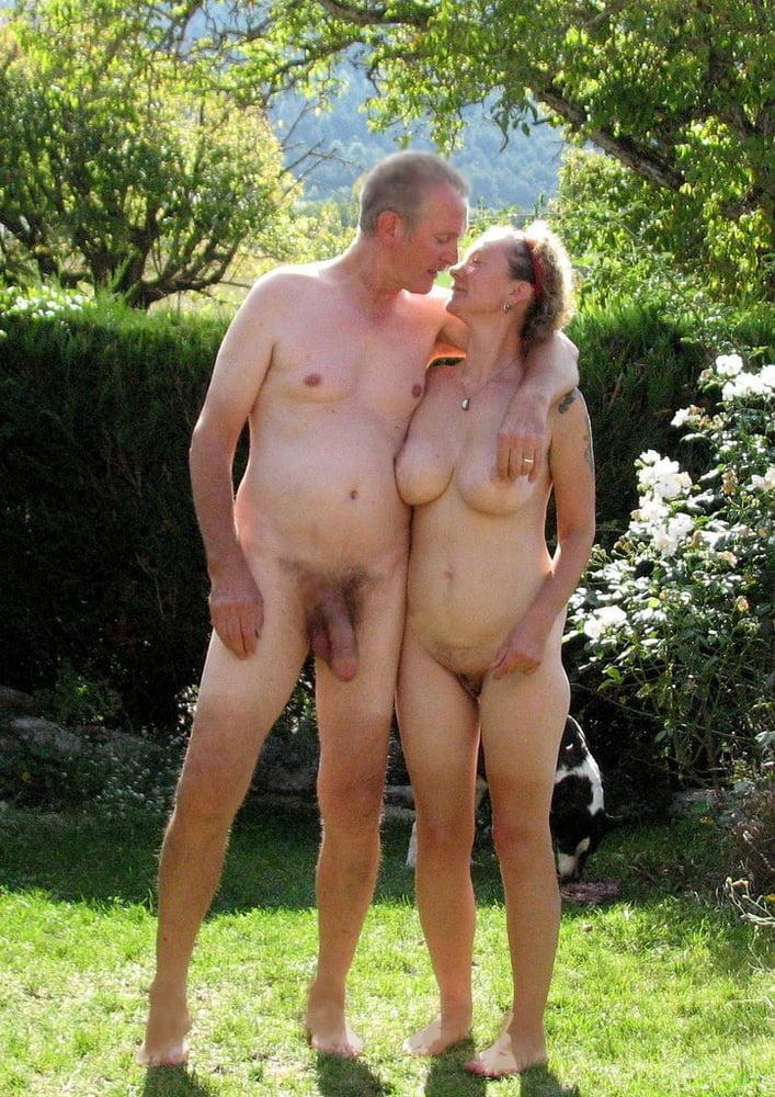 Mature amateur older couples