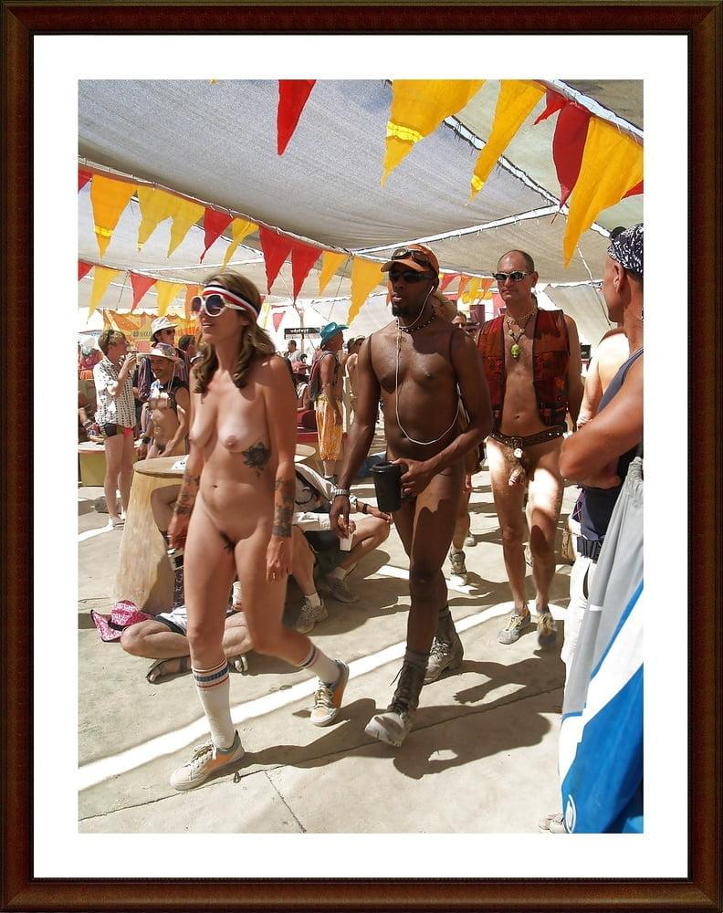 Brazil nude festival