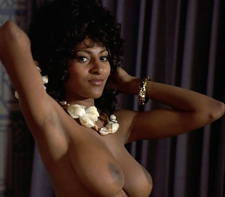 Pam grier boob clips