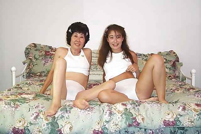 Japanese mom nude pics