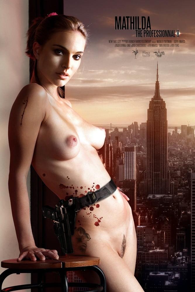 Natalie portman nude fakes
