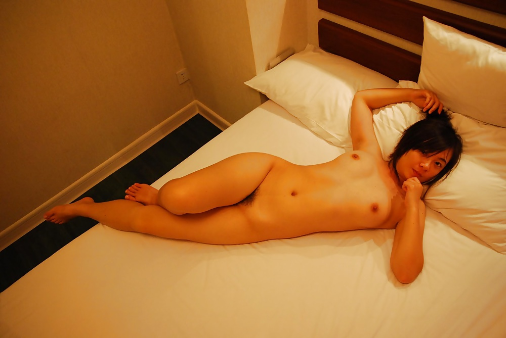 Nude Japanese Girl On The Bed Photograph By Barahak Hak