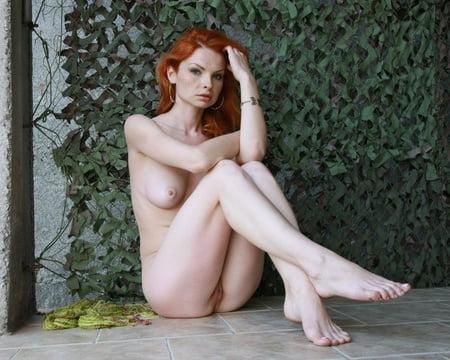 red hair beautys