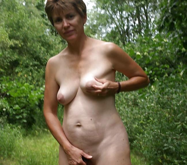naked Free photo woman mature