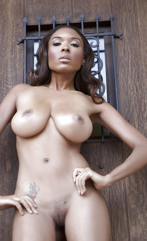 Young ebony naked-6508