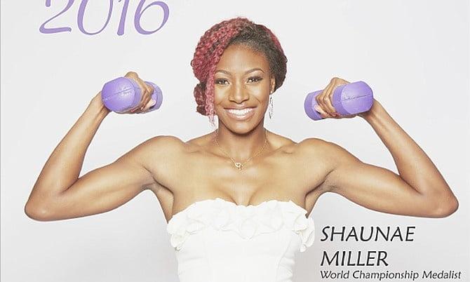 Shaunae miller-uibo