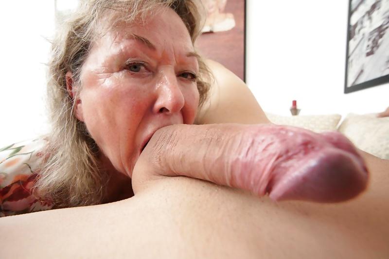 Old Woman Big Black Dick