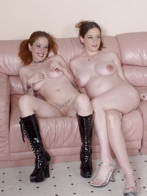Nude exploited twins — pic 14