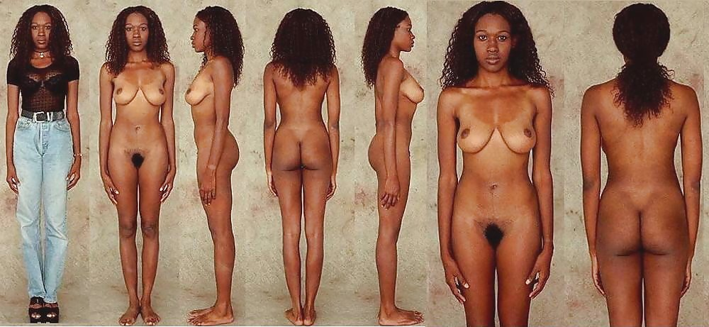 Nude picture of average girl
