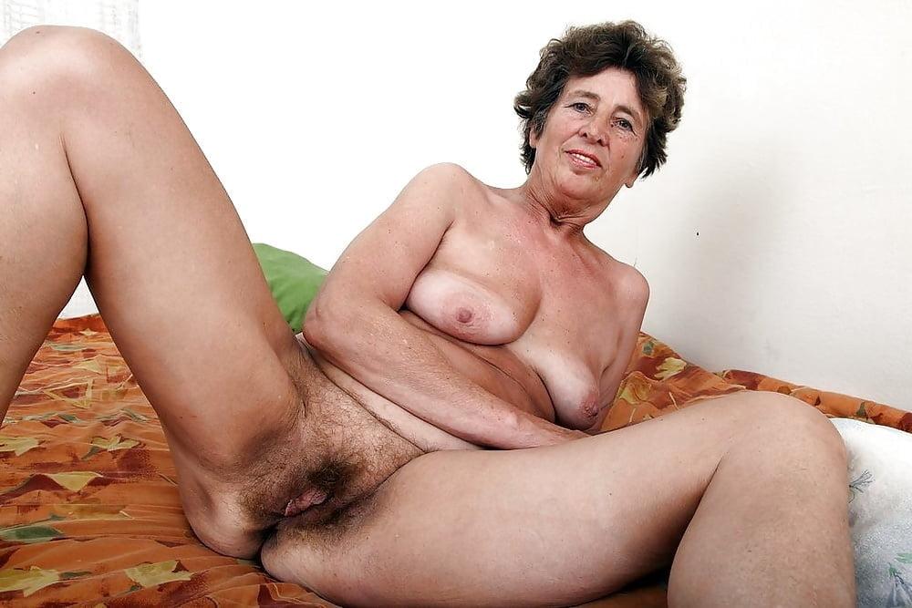 Older mature hairy women's videos