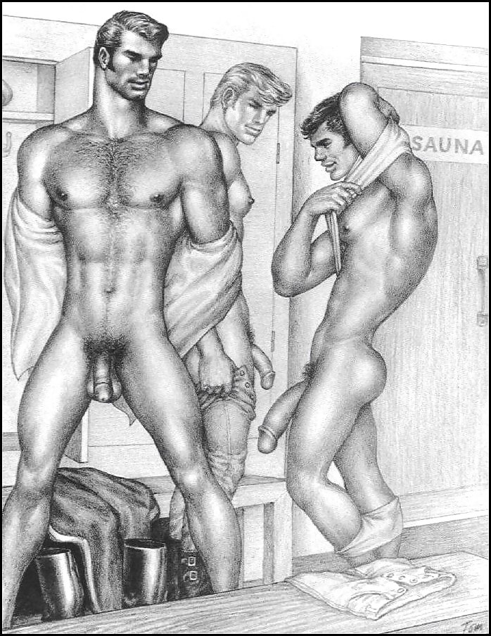 Tom of finland a short biography