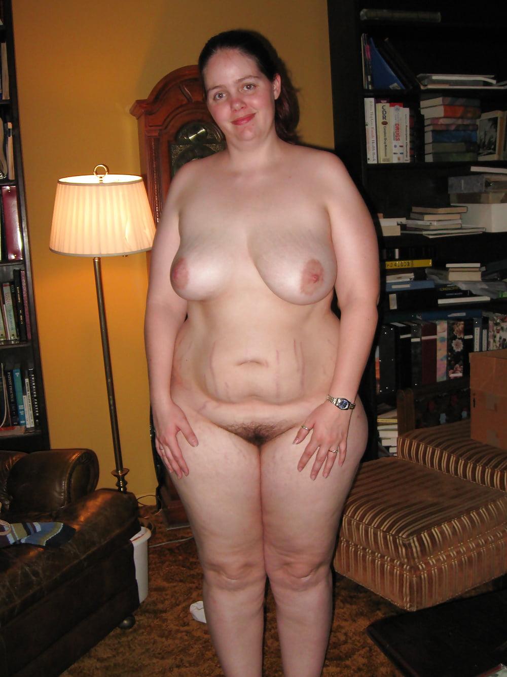 голые девушки полные с животиками хочется