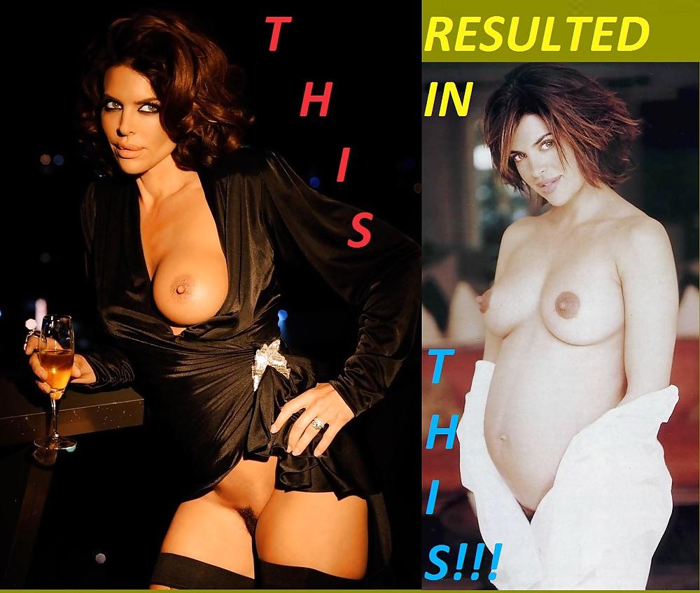 Lisa rinna topless pics #9