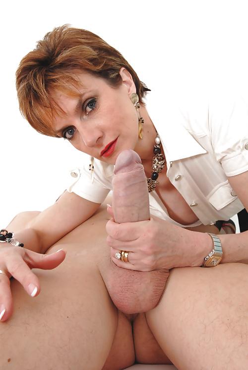 Deepthroat mature porn