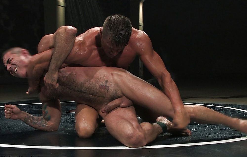 Wrestling men erotic