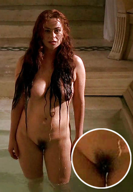 Polly Walker Nude Full Frontal Nude Butt And Lot Of Sex