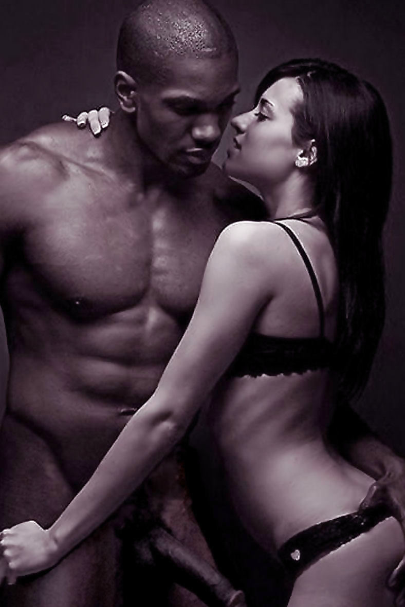 Free erotic black male white female — 3