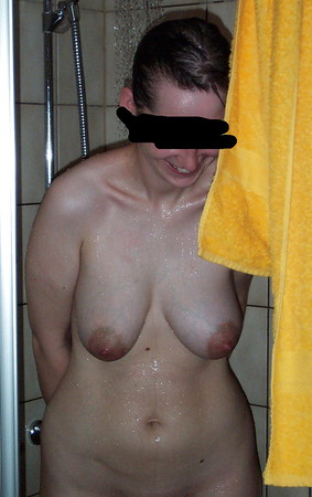 milky tits an d hairy pussy wife