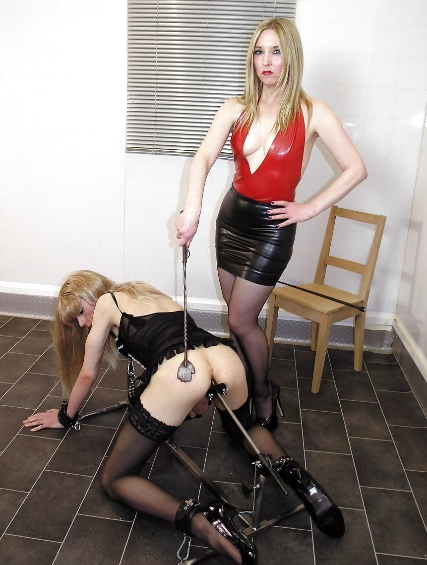 Female domination at work 2