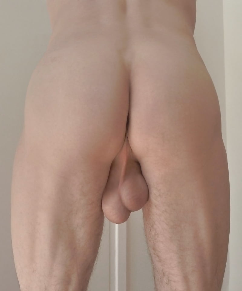 Bare Feet Big Balls