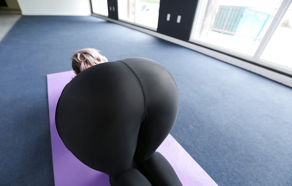 Women's Booty Leggings With Pockets Big Butt Pants Workout Yoga Tights