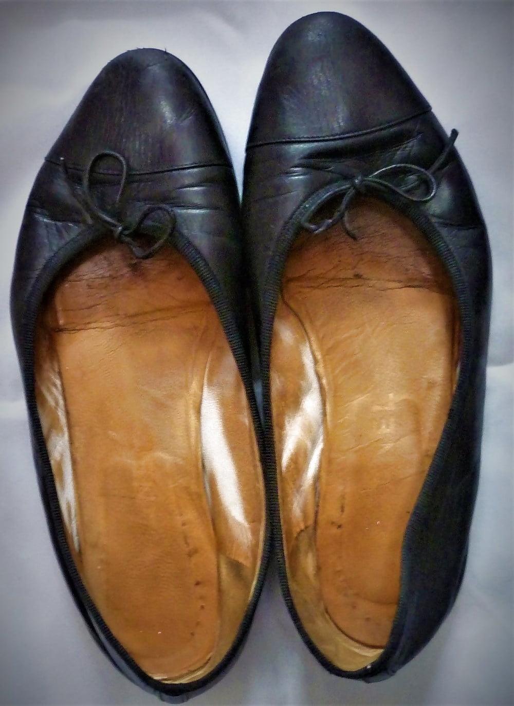 Stacy well worn reebok sneakers sole shoeplay full vid - 5 7