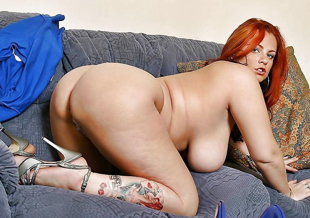 Ass fat redhead sexy