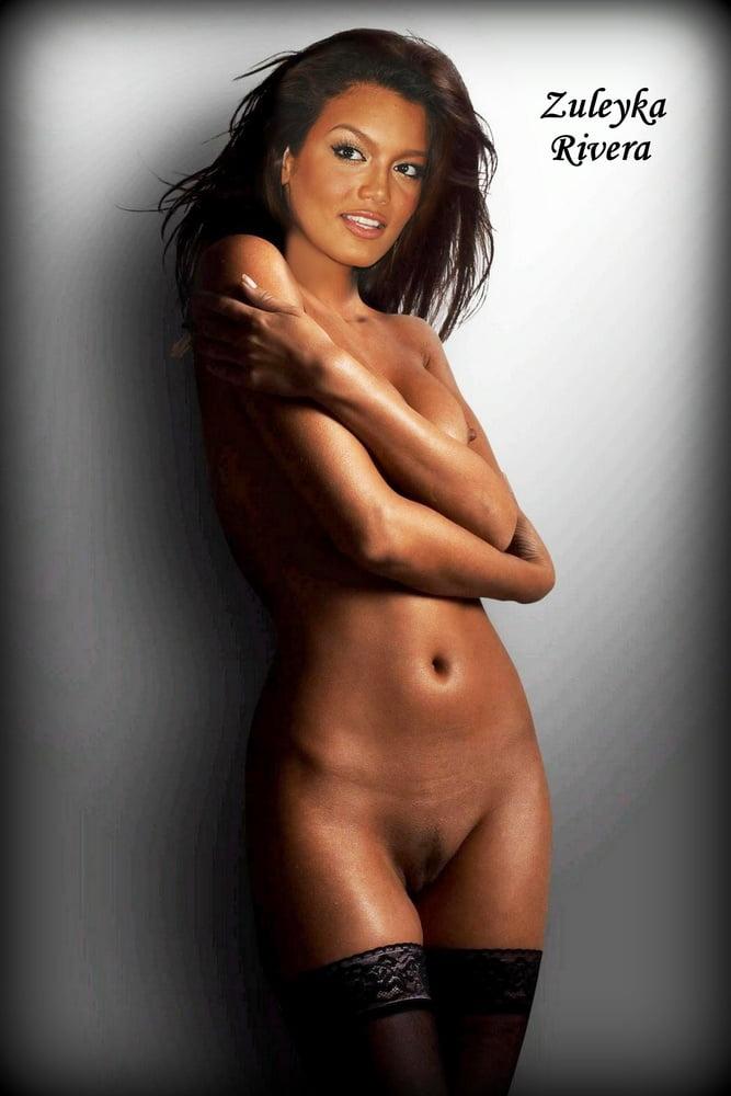 Tits Zuleya Rivera Nude Photos