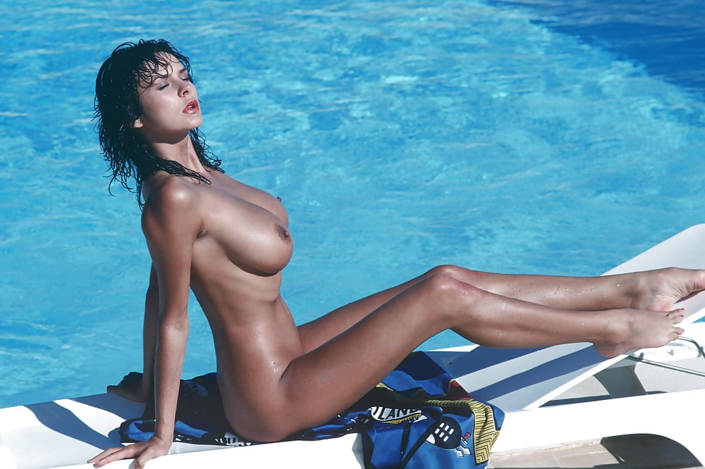 La donna sexy nude