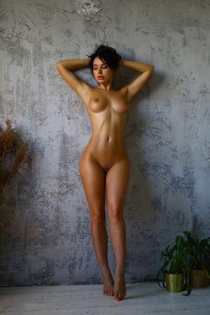 Olesya Levina  nackt