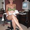 Blonde Mature Wife Shows Off In Front Of Her Husband