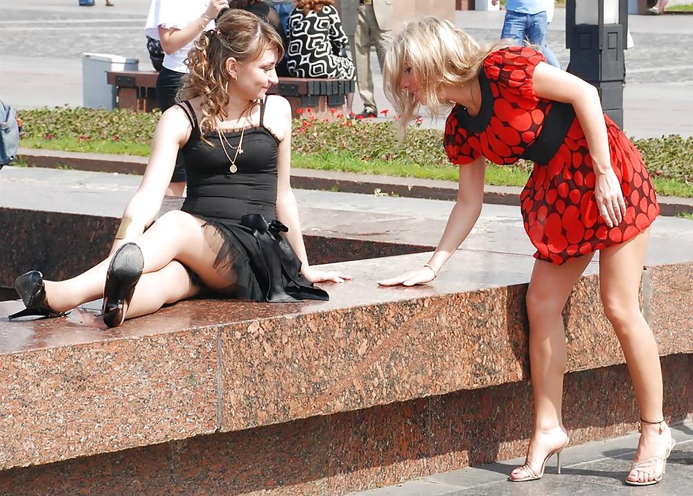 Апскирт на улицах фото, девки трахаются у реки