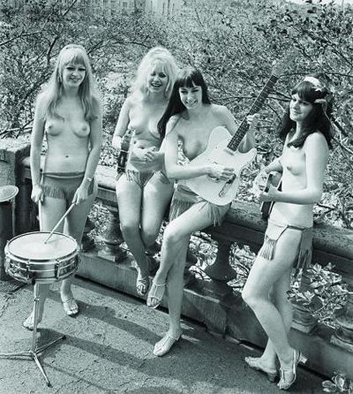 Sex girl rock bands — 6