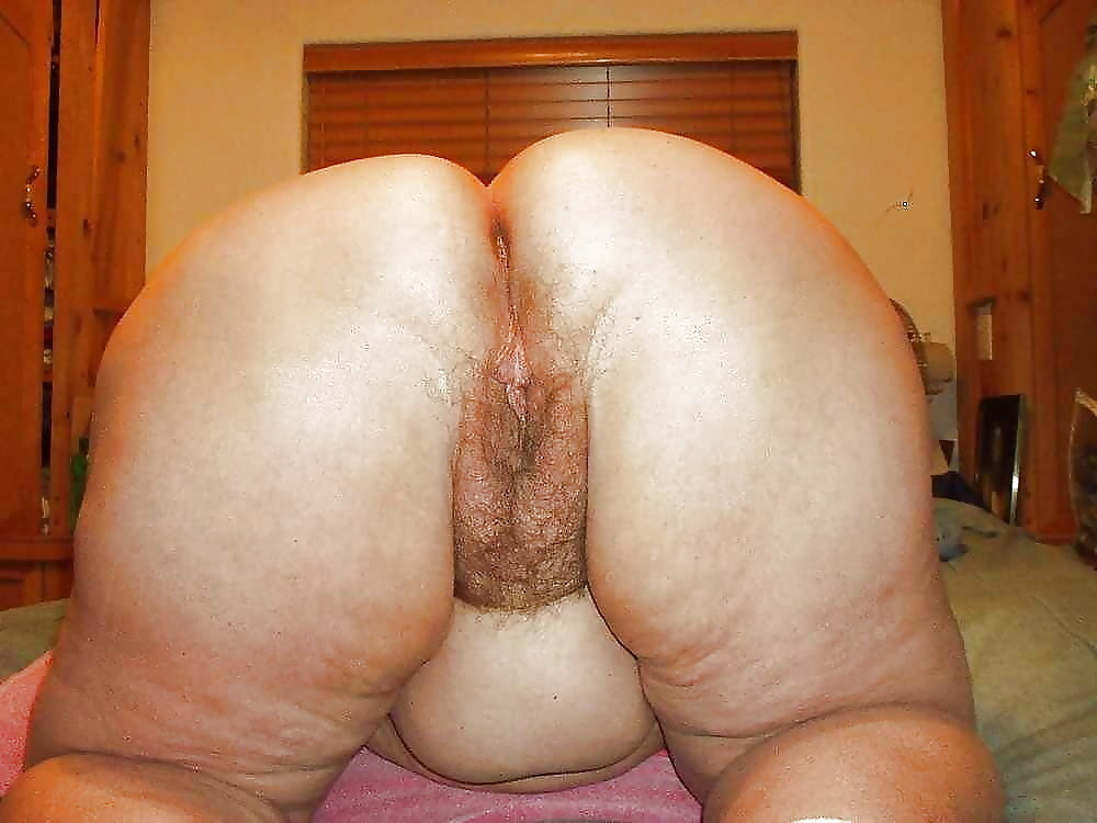 Wet thick pussy fat ass