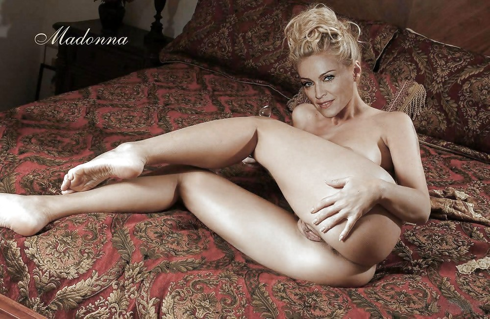 Madonna naked pussy video — photo 4