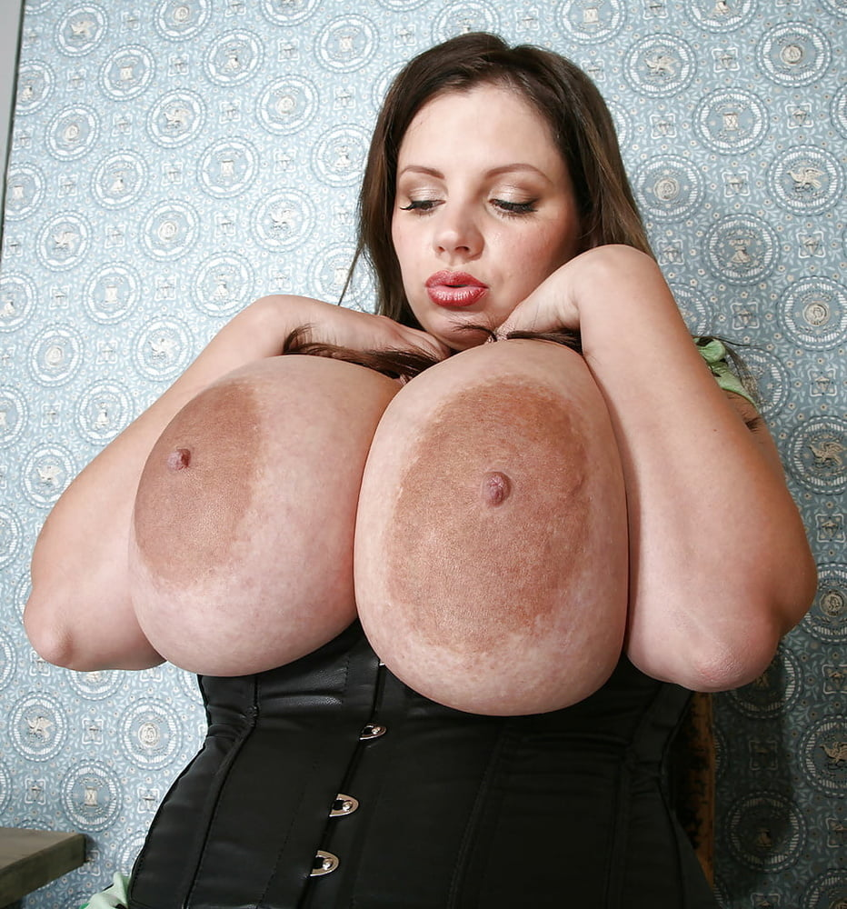 Big huge monster tits boobs, girlfriend wife photo
