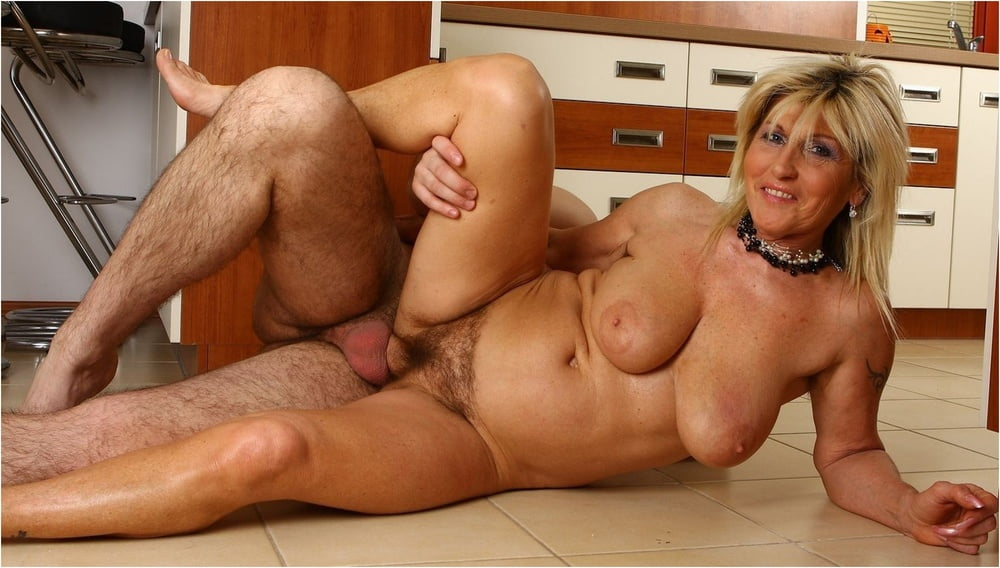 Hairy Mature Renate - The Hardcore Collection - 50 Pics -2488