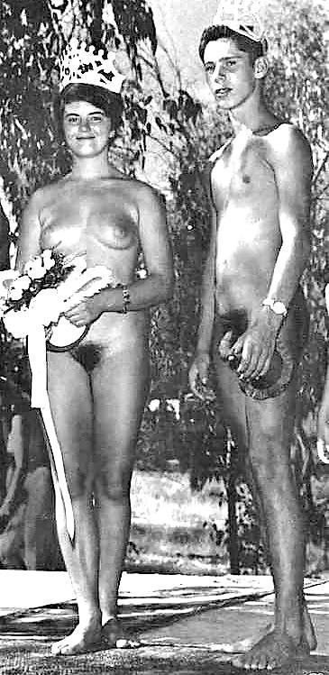 Naked Couple Vintage - 15 Pics  Xhamster-2667