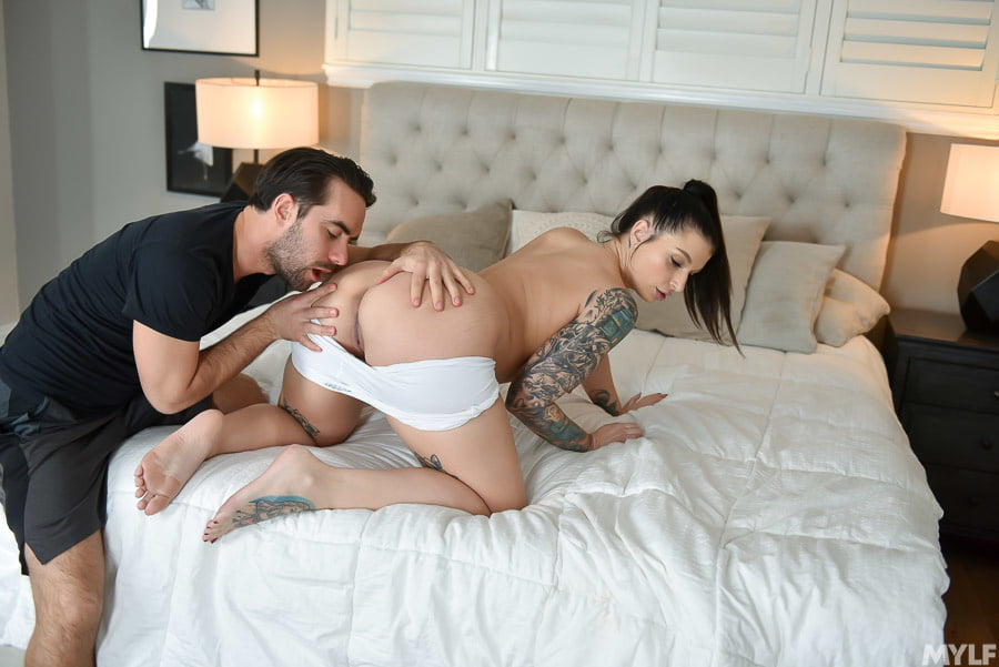 Ivy Lebelle - MILF Spandex Sex - 129 Pics