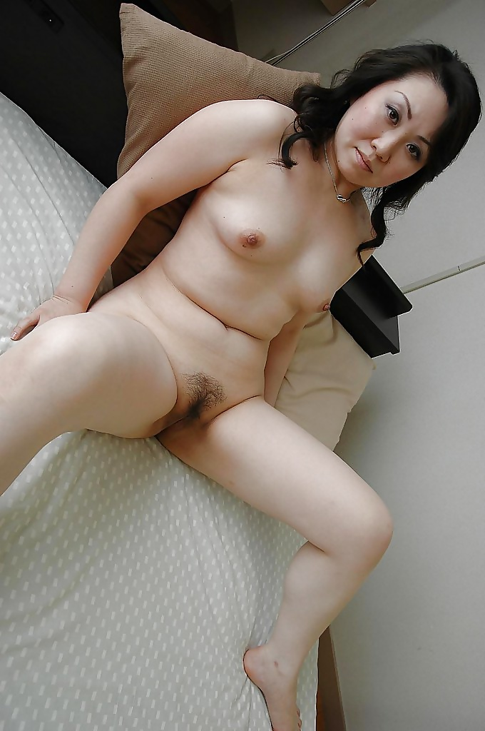 Japanese Milf Exposes Her Hairy Cunt - 15 Pics  Xhamster-8118