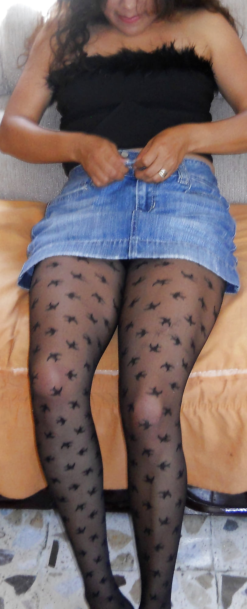 Pantyhose sexy milf-1357