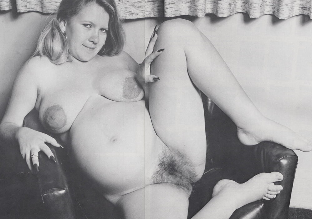 Vintage pregnant housewives - 35 Pics