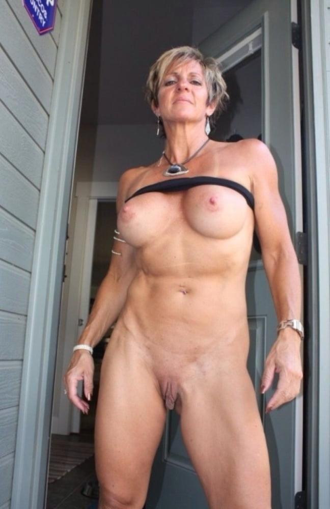 Fit older women nude