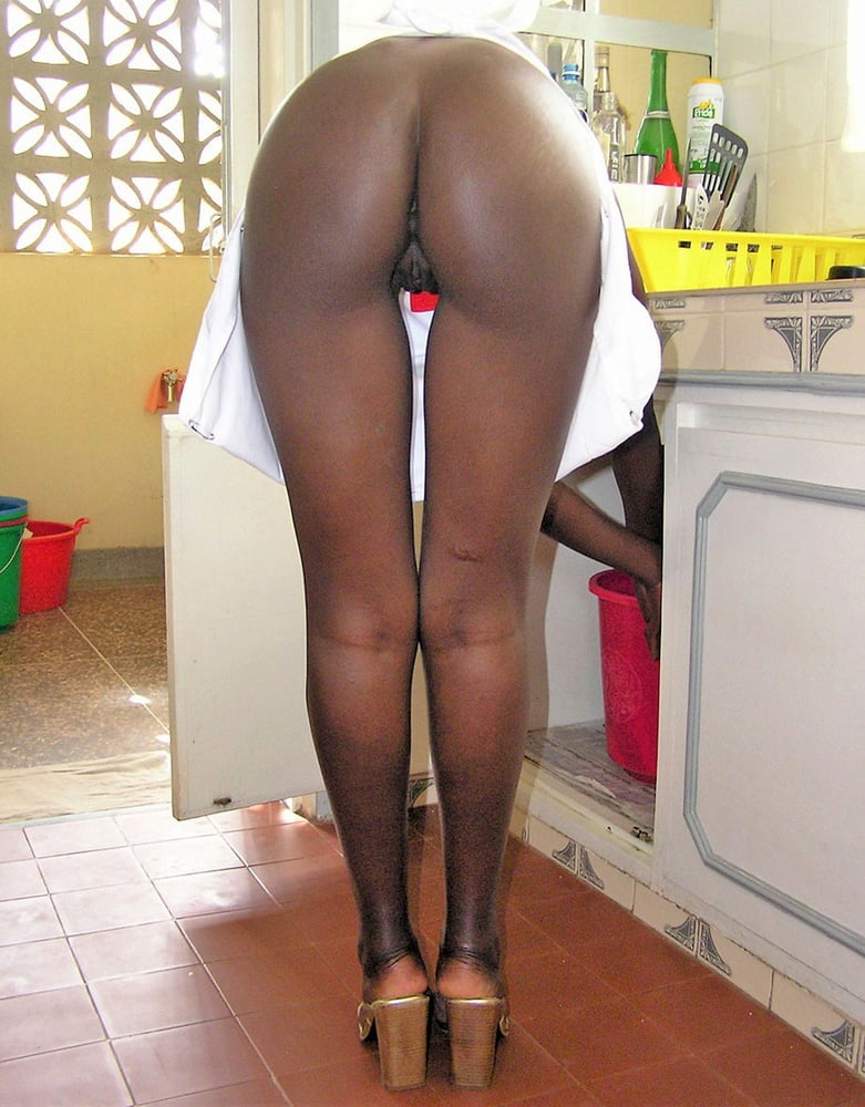 Black african bent over pussies, photo bintang porno hardcore