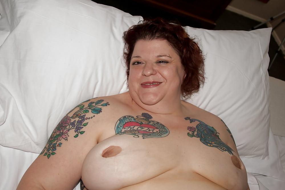 Bbw tattoo nude